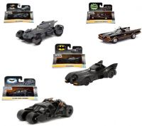 DC Batman 1:32 Scale Metals Die-Cast Batmobile - Jada